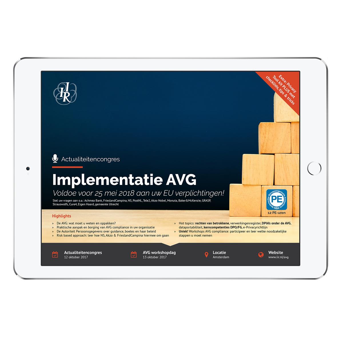 AVG Digitale brochure
