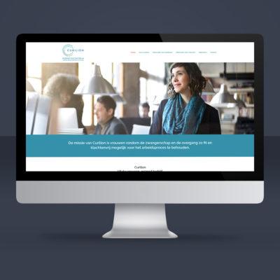 Curilion website