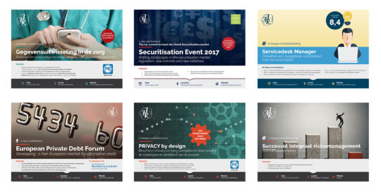 IIR Digitale brochures
