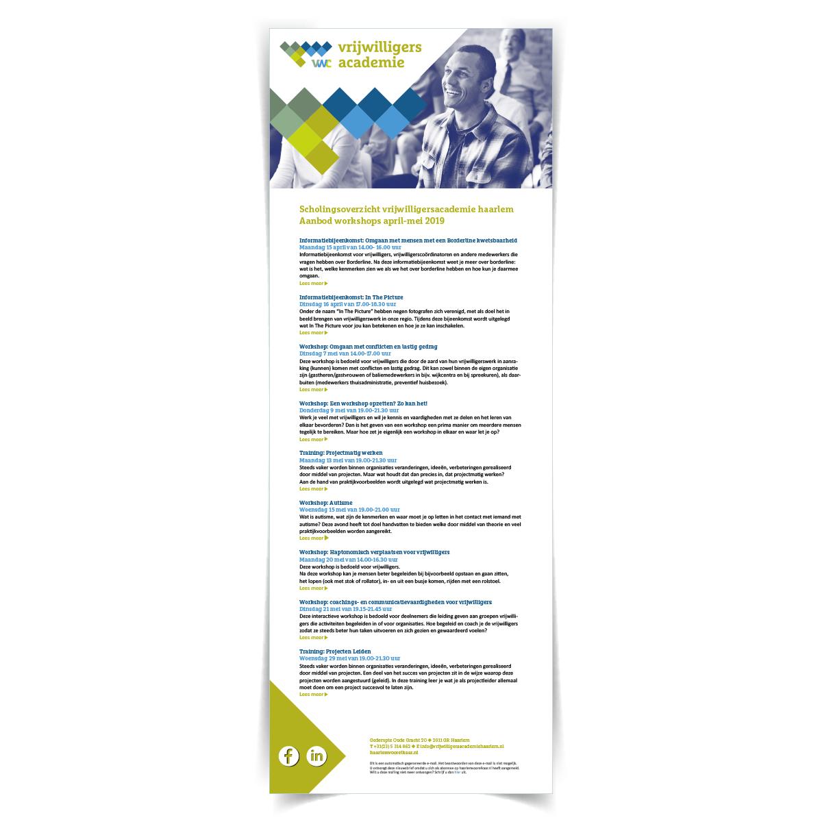 VWA Concept nieuwsbrief